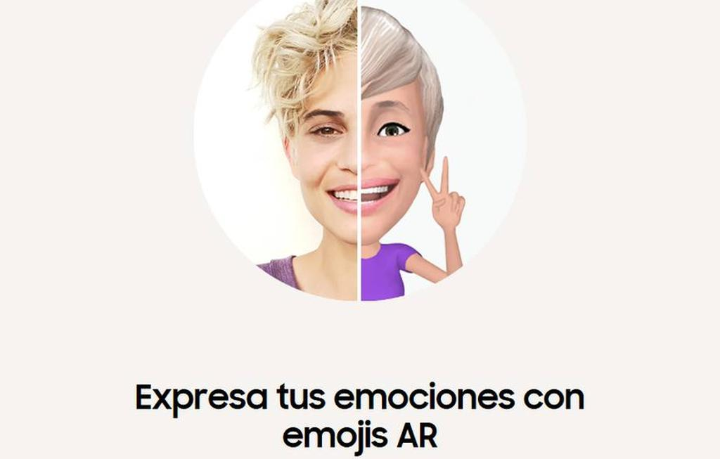Samsung wants 3D emojis to replace people in video calls