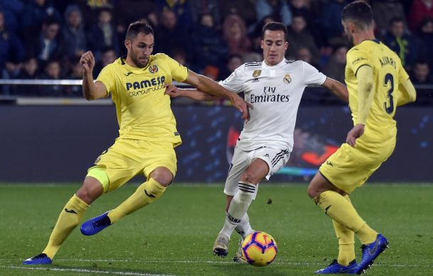 El Villarreal empata 2-2 con Real Madrid