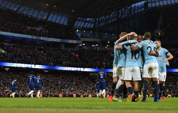 Manchester City humilla a Chelsea