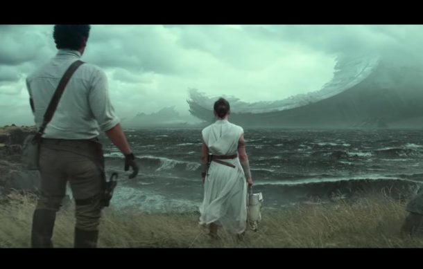 "Lanzan primer tráiler de Star Wars IX ""Rise of Skywalker"""