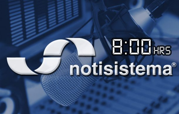 Noticiero 8 hrs. – 13 de Junio de 2020