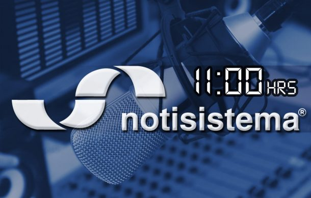 Noticiero 11 hrs. – 2 de Agosto de 2020